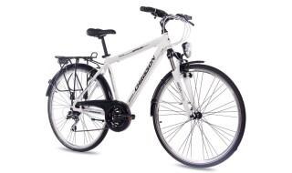 Chrisson INTOURI Gent 24G SHIMANO ACERA weiß matt von Just Bikes, 10627 Berlin