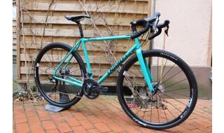Ritchey OUTBACK DISC GRAVEL CROSS Rahmenset 2018 mit Shimano Ultegra R8000 von Just Bikes, 10627 Berlin