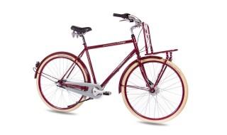 Chrisson VINTIAGO Gent mit 3G Shimano Nexus weinrot von Just Bikes, 10627 Berlin