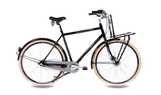 Chrisson VINTIAGO Gent mit 3G Shimano Nexus black glossy von Just Bikes, 10627 Berlin