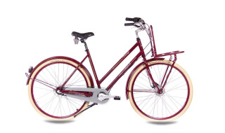 Chrisson VINTIAGO Lady mit 3G Shimano Nexus weinrot von Just Bikes, 10627 Berlin