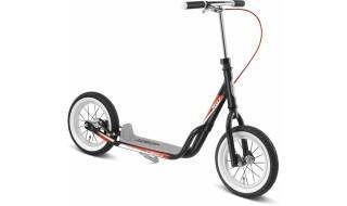 Puky Roller R 7 L (Schwarz-Rot) von Fahrradladen Rückenwind GmbH, 61169 Friedberg (Hessen)