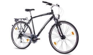 Chrisson SERETO 1.0 Gent 24G Shimano Acera schwarz matt von Just Bikes, 10627 Berlin