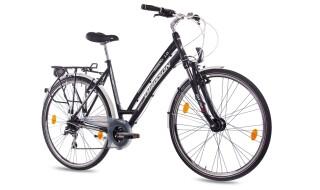 Chrisson SERETO 1.0 Lady 24G Shimano Acera schwarz matt von Just Bikes, 10627 Berlin