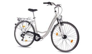 Chrisson RELAXIA 1.0 6G SHIMANO weiß von Just Bikes, 10627 Berlin