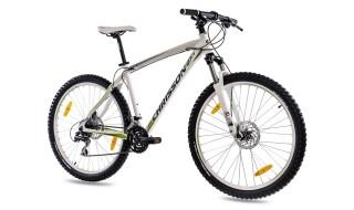 Chrisson 27,5ER mit 24G SHIMANO Acera weiß matt von Just Bikes, 10627 Berlin