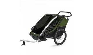 Thule Chariot Thule Chariot Cab 2 (2020) incl. Versand von Fahrradwelt International, 52441 Linnich