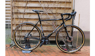 Ritchey SWISS CROSS DISC Rahmenset mit SHIMANO Ultegra R8000 Hydraulic von Just Bikes, 10627 Berlin
