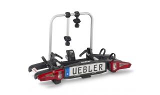 Uebler Kupplungsträger i21, neues Model, für E-bikes von Henco GmbH & Co. KG, 26655 Westerstede