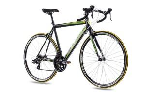 Chrisson FURIANER mit 14G SHIMANO A070 schwarz grün matt von Just Bikes, 10627 Berlin