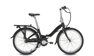 "Tern Castro P7i"" Mod. 16 black/grey von Just Bikes, 10627 Berlin"