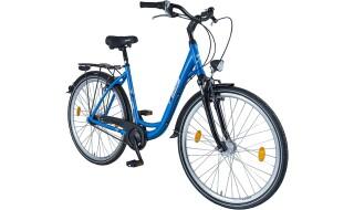 BBF Damen- LID blau 7Gang von Prepernau Fahrradfachmarkt, 17389 Anklam
