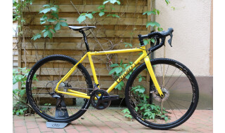 Ritchey OUTBACK DISC GRAVEL CROSS RAHMENSET gelb 2018 mit SHIMANO ULTEGRA R8000 von Just Bikes, 10627 Berlin