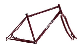 "Ritchey Ascent 27,5"" / 700C Rahmenset maroon von Just Bikes, 10627 Berlin"
