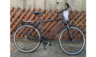 Gudereit Comfort 7 Herren matt schwarz von Prepernau Fahrradfachmarkt, 17389 Anklam