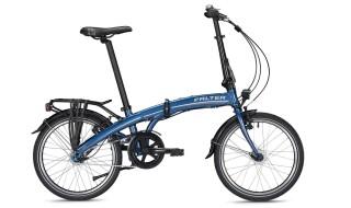 Falter F 5.0 Deluxe ND (Blau-Silber) von Fahrradladen Rückenwind GmbH, 61169 Friedberg (Hessen)