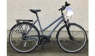 Gudereit LC15Trapez matt grau von Prepernau Fahrradfachmarkt, 17389 Anklam