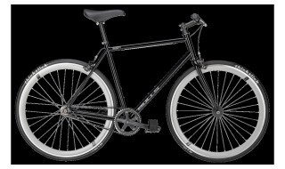 "Bulls Recreation Ground 1 Single Speed 28"" Schwarz 1-Gang Modell 2018 von Fun Bikes, 53175 Bonn (Friesdorf)"
