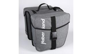 Haberland Doppeltasche Basic M, 25 Liter von Henco GmbH & Co. KG, 26655 Westerstede