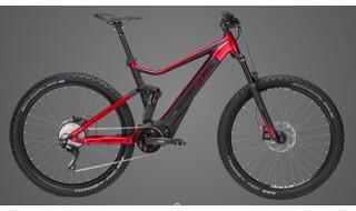 """Bulls E-Core EVO TR2 27,5+ E-Bike 27,5""""+ Schwarz-Rot 10-Gang Modell 2019 von Fun Bikes, 53175 Bonn (Friesdorf)"""