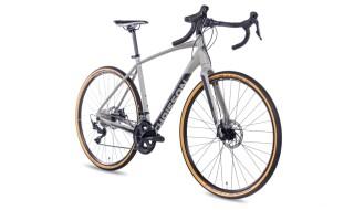 Chrisson GRAVEL ROAD TWO 2019 hellgrau matt von Just Bikes, 10627 Berlin