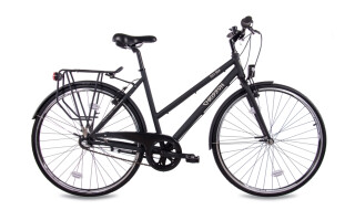 Chrisson City One Damenrad 3G Shimano Nexus schwarz matt von Just Bikes, 10627 Berlin