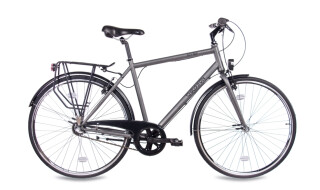 Chrisson City One Herrenrad 3G Shimano Nexus anthrazit  matt von Just Bikes, 10627 Berlin