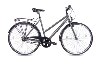 Chrisson City One Damenrad 7G Shimano Nexus anthrazit matt von Just Bikes, 10627 Berlin