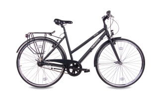 Chrisson City One Damenrad 7G Shimano Nexus schwarz matt von Just Bikes, 10627 Berlin