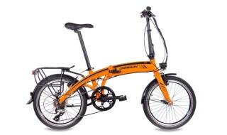Chrisson EF1 8G ACERA & BAFANG GENERATION 2 8,7AH  orange von Just Bikes, 10627 Berlin