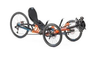 HP Velotechnik Scorpion fs 26 von conRAD Fahrräder in Findorff, 28215 Bremen
