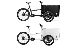 Butchers & Bicycles MK1-E cargo bike von Hof GmbH & Co. KG, 89542 Herbrechtingen