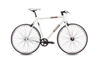 Chrisson FG Flat 1.0 weiss matt von Just Bikes, 10627 Berlin