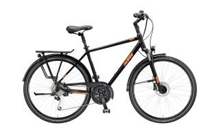 "KTM Life Space 27 Trekkingbike 28"" Schwarz-Matt 27-Gang Modell 2019 von Fun Bikes, 53175 Bonn (Friesdorf)"