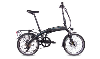 Chrisson EF2 9G SORA DISK & BAFANG  8,7AH schwarz matt von Just Bikes, 10627 Berlin