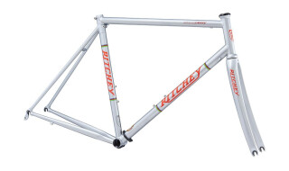 Ritchey Break-Away Road Frameset silver/red Logo von Just Bikes, 10627 Berlin