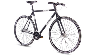Chrisson FG Flat 1.0 schwarz matt von Just Bikes, 10627 Berlin