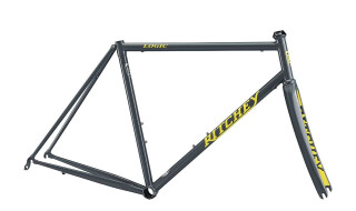 Ritchey ROAD LOGIC Rahmenset 2019 grey/yellow Logo von Just Bikes, 10627 Berlin