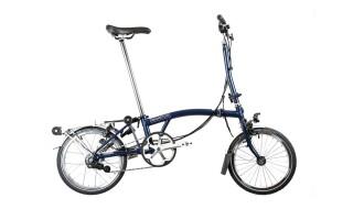 Brompton H6-RD Tempest Blue von FAHRRADIES Fahrradfachgeschäft GmbH, 06108 Halle Saale