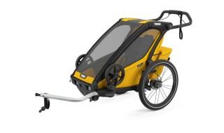 Thule Chariot Thule Chariot Sport 1 - Chartreuse (2020) incl. Versand von Fahrradwelt International, 52441 Linnich