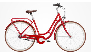 "Pegasus Bici Italia Citybike 28"" Rot 7-Gang Modell 2020 von Fun Bikes, 53175 Bonn (Friesdorf)"