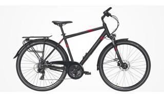 """Pegasus Solero SL Disc Trekkingbike 28"""" Herren Schwarz-Matt 24-Gang Modell 2020 von Fun Bikes, 53175 Bonn (Friesdorf)"""