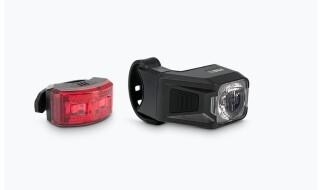 Cube Beleuchtungsset PRO 30 von Zweirad Bruckner GmbH, 92421 Schwandorf