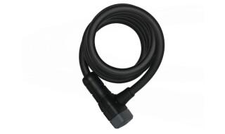 Abus Spiralkabelschloss Booster 6512K 1800/12mm mit Schlüssel von Zweirad Bruckner GmbH, 92421 Schwandorf