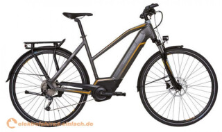 "Hercules Futura Sport I ""Testrad"" von Zweirad Stellwag, 64711 Erbach"