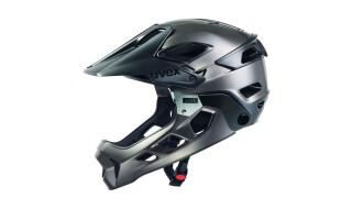 Uvex Jakkyl hde black-darksilver matt von Fahrrad Imle, 74321 Bietigheim-Bissingen