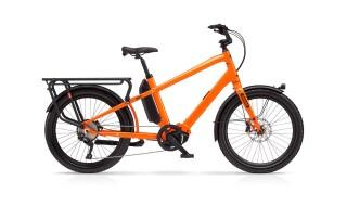 ben-e-bike Benno Boost E CX orange oder anthrazit von Radsport Radial GmbH, 78462 Konstanz