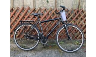 Gudereit Comfort 7 Herren glanz schwarz von Prepernau Fahrradfachmarkt, 17389 Anklam