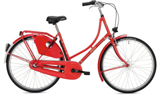 FALTER Classic Bike H 1.0, WA, Rot 2021 von Henco GmbH & Co. KG, 26655 Westerstede