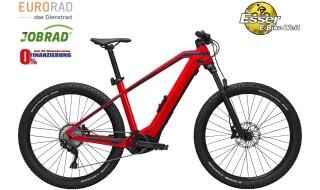 Bulls SONIC EVO 1 27,5 rot-schwarz von 2-Rad Esser GmbH & Co. KG, 97941 Tauberbischofsheim
